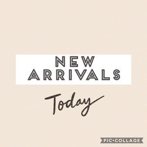 Follow this post for new item alerts!!!